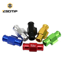 ZSDTRP CNC Universal KOSO Motorcycle Guage Meter Water Temp Temperature Sensor Adapter 18mm 22mm(China)