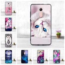 Case Voor Xiaomi Redmi Note 4X Case Soft TPU Siliconen Cool Back Cover Cases Voor Xiaomi Redmi Note 4 Telefoon cover Capas Coque(China)