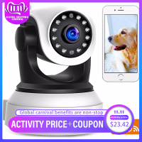 Wireless Wi Fi Security IP Camera 1080p HD Pan Tilt IP Network Surveillance Webcam Day Night Vision, Baby Monitor,CamHi APP