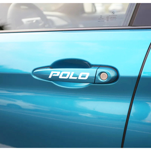 Высококачественная Универсальная автомобильная виниловая наклейка, не выцветает, водонепроницаемая, Пыленепроницаемая для Volkswagen POLO CC CADDY GOLF Tiguan