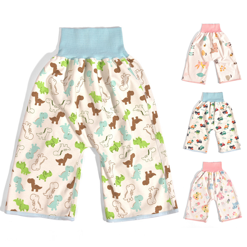 Cartoon Baby Diaper Toddler Infant Newborn Tights Leggings Trousers Leg Warmers PP Long Pants Casual Nappy Diaper Cover