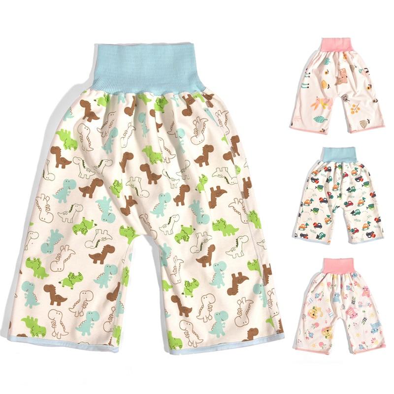 Cartoon Baby Diaper Toddler Infant Newborn Tights Leggings Trousers Leg Warmers PP Long Pants Casual Nappy Diaper Cover