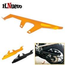 For KTM 1050 1090 1190 1290 ADV Super Adventure Chain Belt Guard Cover Protection Case Decorative Shell Panel Shield Moto Parts