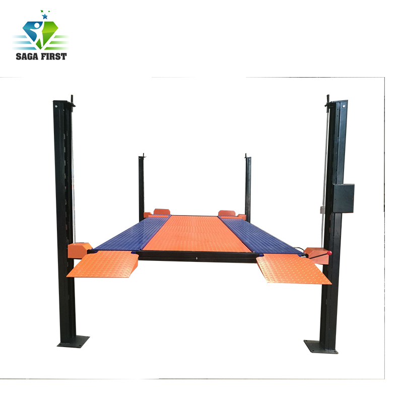 Hydraulic Driven Car Parking Lift With Good Price