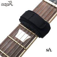 Balight гитарные струны на ладу немой Шум гитары луч лента демпфер