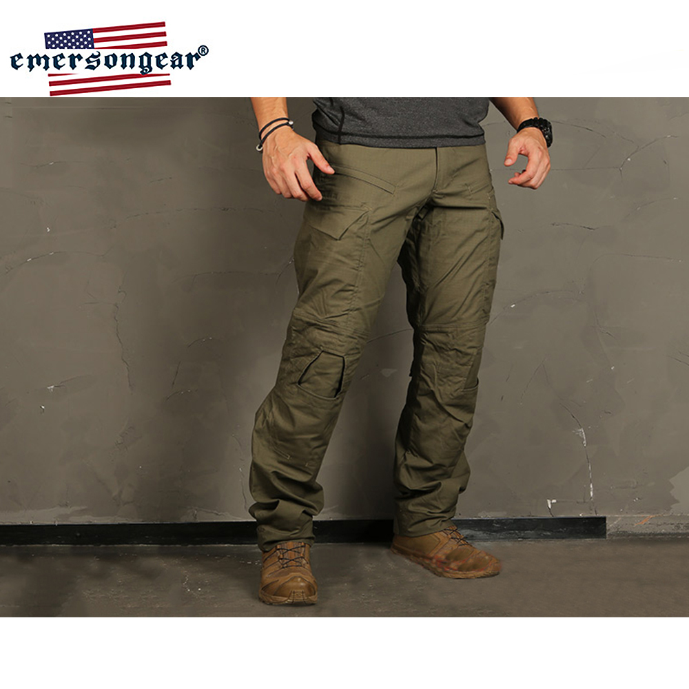 EMERSONGEAR New E4 Tactical Pants Military Hunting Combat Pants Men's Tactical Pants EMB9477