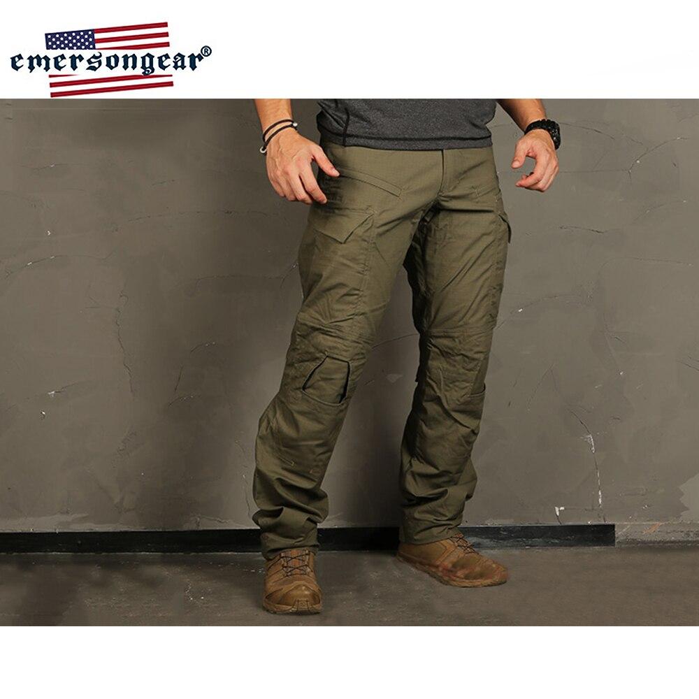 EMERSONGEAR New E4 Tactical Pants Military Hunting Combat Pants Men's Tactical Pants EMB9477