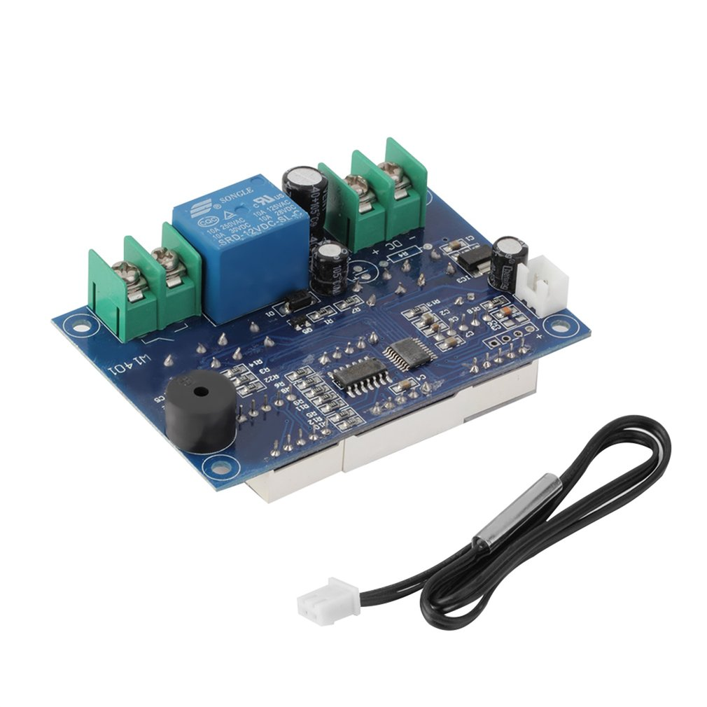 Intelligent Temperature Controller Digital Temperature Control Board W1401 Top Sale Super Deals