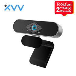 Youpin Xiaovv USB Web Camera 200W Pixels 1080p HD Auto Focus 150 Degree Super Wide Angle Built-In Noise Reduction Microphone