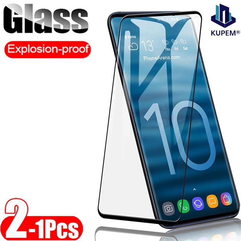 Tempered Glass For Samsung Galaxy S10 Plus Glass S9 S8 Screen Protector S20 Ultra S10e S 9 8 10 e No