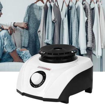 1200W Electric Clothes Dryer Portable Laundry dryer Household High Efficiency Mute Clothes Drying Machine EU 220V Home Travel 1