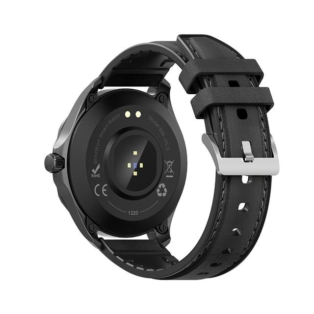 BlitzWolf Official Store BW-HL3 Smart Watch Heart Rate Blood Pressure Monitor Fitness Track Sport 2020 Smartwatch For Men Women 6