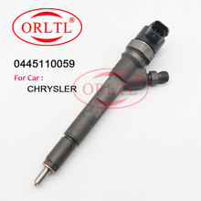 Injector Chrysler Voyager 0445110059 New for 05066820AA 0986435149 Original
