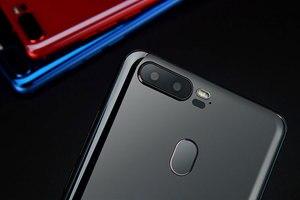 Оригинальный Варго VX3 5,7 дюймов Android 7,1 MTK6757 4 аппарат не привязан к оператору сотовой связи мобильный телефон 6 ГБ Оперативная память 128 Гб Встроенная память 3550 мАч Face ID 13.0MP NFC Смартфон