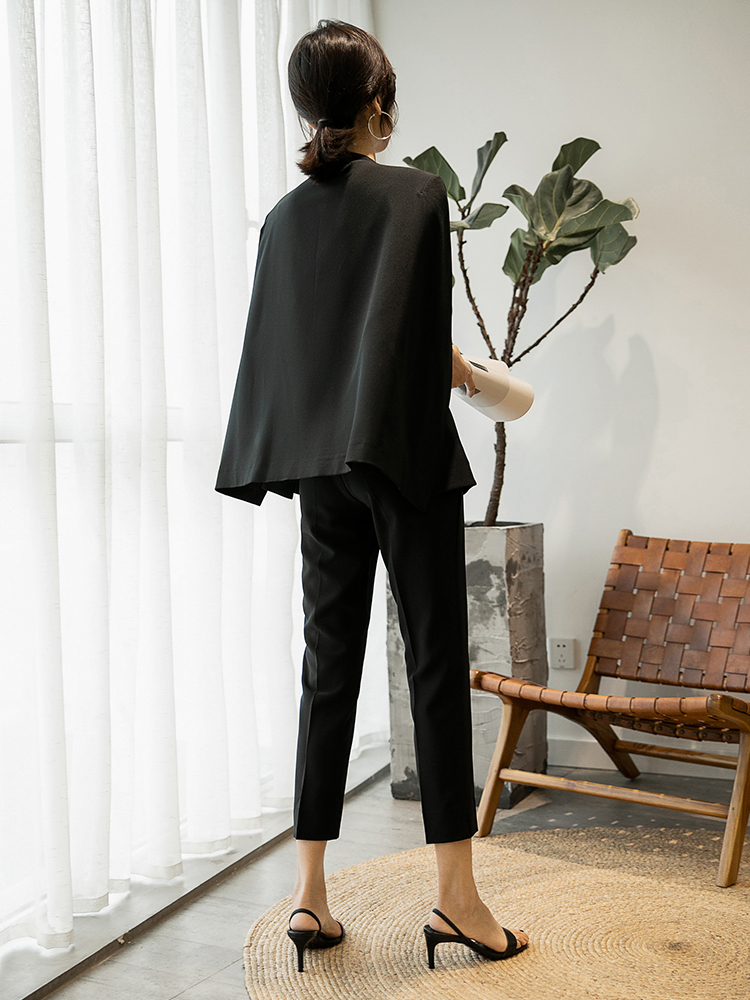 XUXI Korean Spring And Summer Fashion, Two Black Closets, Informal Pioneer + Character, Tights, Ankles And FZ1121