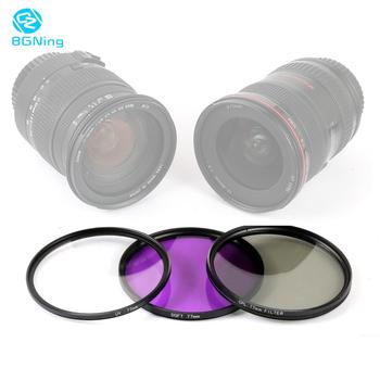 Camera FLD Filter Purple Color 49mm 52MM 55MM 58MM 67MM 72MM 77mm for Canon Nikon Sony SLR UV CPL Star 8x Filters