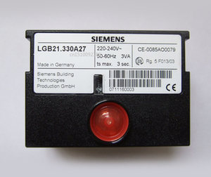 Gas-Burner-Controller Original for Oil New 220-240v-Control-Box LGB21.330A27