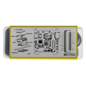 Image 2 - LILYGO®TTGO T Watch بدون شاشة تعمل باللمس الإصدار TTP223 زر اللمس للبرمجة يمكن ارتداؤها التفاعل البيئي ESP32