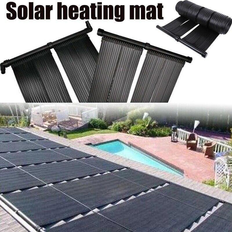 chauffe piscine solaire tapis eau chaude kit chauffage solaire kit panneau solaire chauffe eau