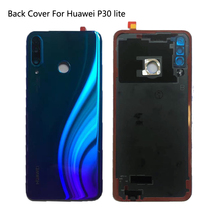 Back Battery Door For Huawei P30 lite Back Battery Cover Rear Case Housing Cover Replacement For Huawei P30 lite Back Cover