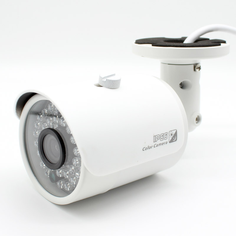 "HD 1080P 1//2.8/"" CCTV SONY IMX307 Starlight 0.0001Lux Network Security IP Camera"