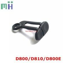 Nieuwe Originele Voor Nikon D800 D810 D800E Sluiter Kabel Rubber Top Cover Signaal Poort Lederen Interface 10 Pin Flash Rubber cap Sync