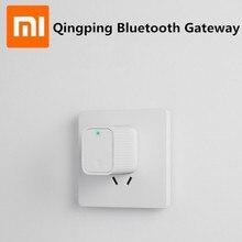 2019 nowy Xiaomi Smart Cleargrass Bluetooth/bramka wi fi Hub działa z podurządzeniem Mijia Bluetooth Smart Home