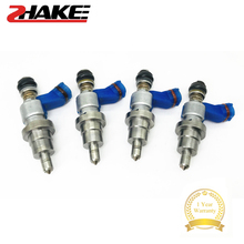 Free Shipping Fuel Injectors 1-4 Pieces 23250-28090 For Avensis 1AZFSE 2.0L 23209-28090 2325028090 23209-29055 2320929055 4pcs lot japan original genuine for denso fuel injectors 23250 28070 23209 28070 nozzles for toyota