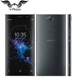 Перейти на Алиэкспресс и купить new original 6дюйм. sony xperia xa2 plus h4413 dual sim mobile phone snapdragon 630 4gb ram 32gb rom 3580mah 23mp 8mp nfc 4g phone