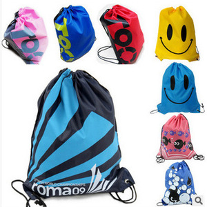 Outdoor backpack Drawstring su