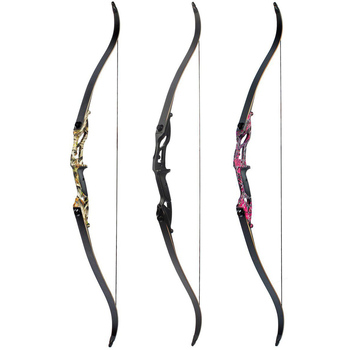 JUNXING 56 inches American Hunting Bow 30-50lbs Draw Weight FPS170-190 Recurve Bow Hunting Archery Bow Accessory F179 Fitness topoint archery compound bow package t1 cnc milling bow riser 19 30in draw length 19 70lbs draw weight 320fps ibo