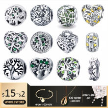 Tree Of Life 925 Sterling (China)