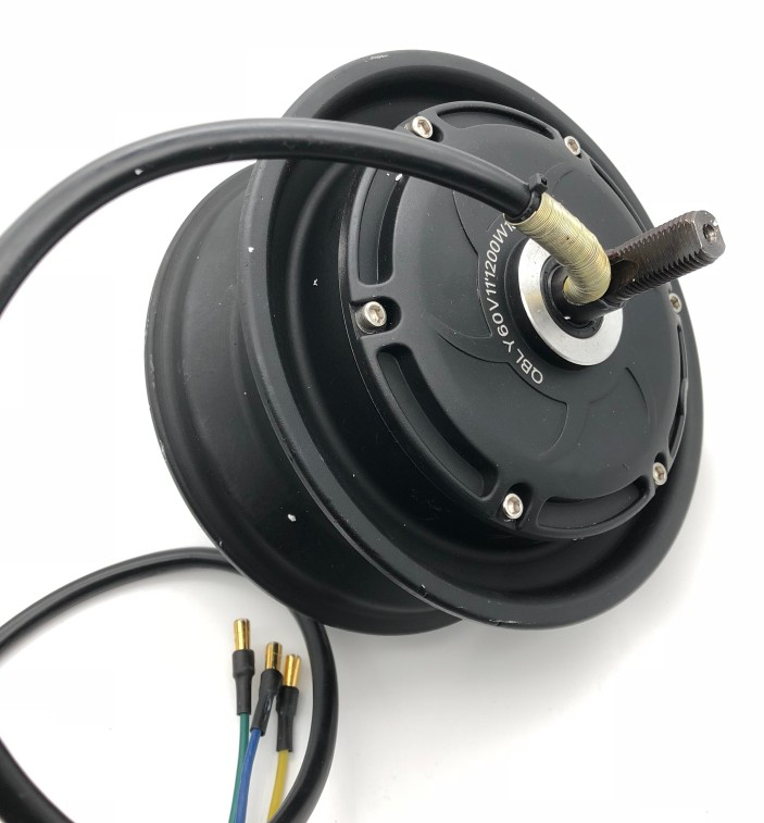 Image 4 - motor for Kaabo wolf warrior II electric scooterScooter Parts & Accessories   -