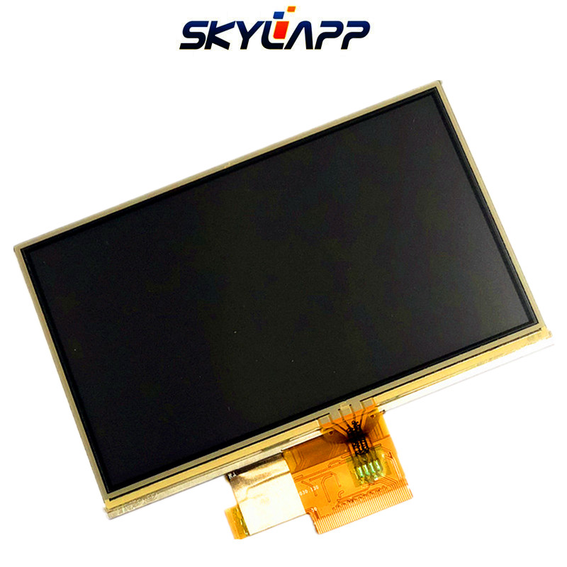 "Original 5""inch LCD Screen for TomTom START 52 , LTR050VP01-001 GPS Complete LCD display screen panel Touch screen digitizer"