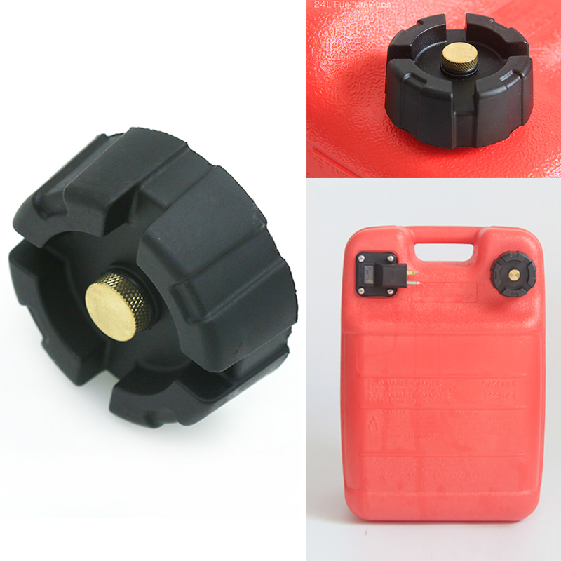 1Pc Boat Gas Cap Fuel Oil Tank Cover For Universal 12L 24L Boat Outboard Engine Thread Tank Gas Cap Yacht Boat Accessories