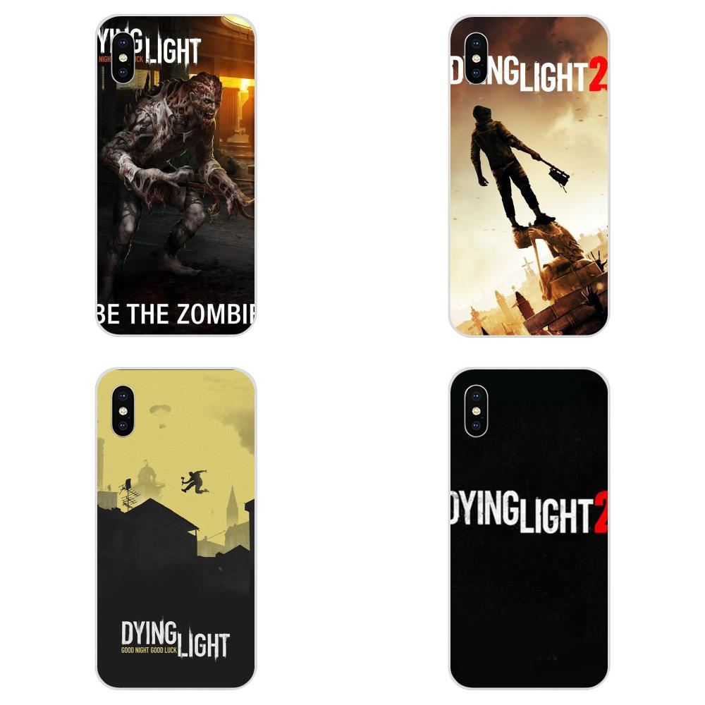 Soft Call <font><b>Box</b></font> For Xiaomi Redmi Mi 4 7A 9T K20 CC9 CC9e Note 7 9 Y3 SE Pro Prime Go Play Dying <font><b>Light</b></font> Open World Survival Game image