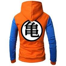 2018 novo anime hoodies z bolso com capuz camisolas goku hoodies pullovers das mulheres dos homens manga longa outerwear novo hoodie