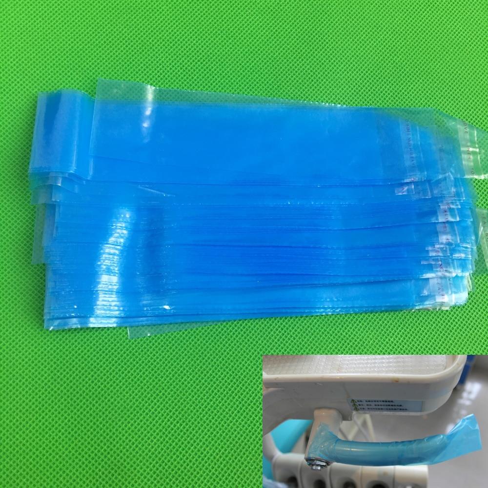 100 Pcs/box Disposable Sleeve Covers Sheath For Light Arm Rod Dentist Supplies Dental Disposable Supplies