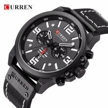 Men Military Sport Quartz Wrist Watch Men's Casual Genuine L