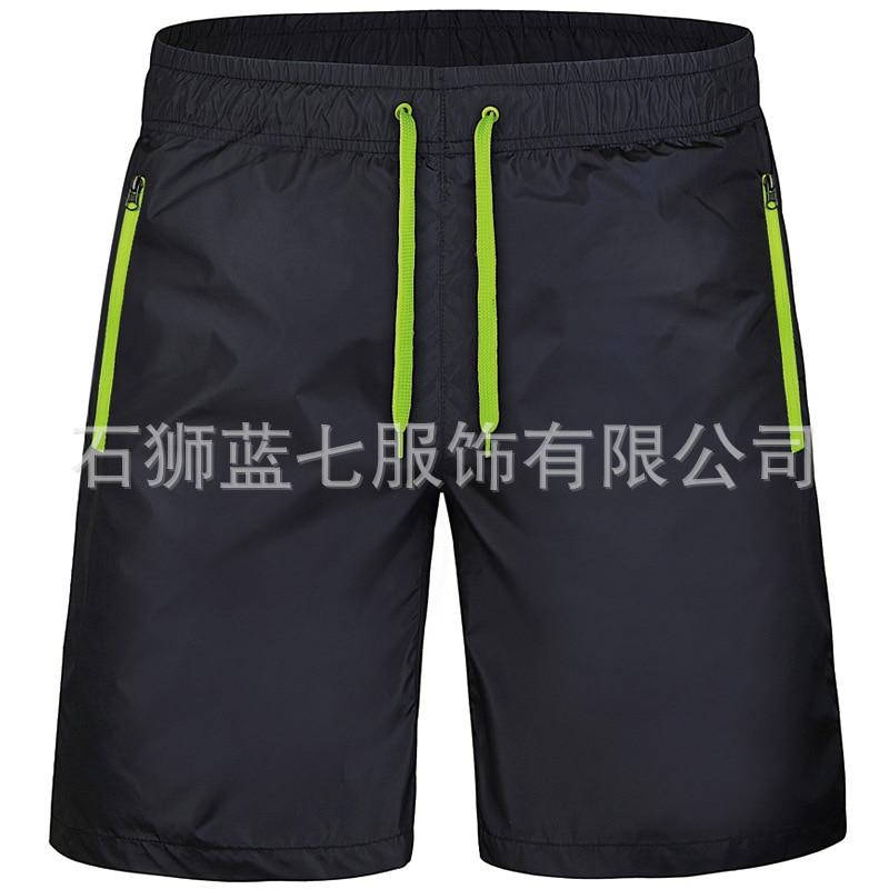 Summer Sports 5 Shorts Men's Shorts MEN'S Wear Bermuda Shorts Korean-style MEN'S Beach Pants Men's Large Trunks Thin Fashion
