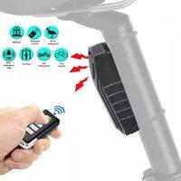 Ausgelöst Alarm Geeignet Für Fahrräder Elektrische Bike Motorräder Türen Und Windows Fahrrad Elektrische Fahrzeug Fernbedienung Alarm Fahrradschloss Sport und Unterhaltung -