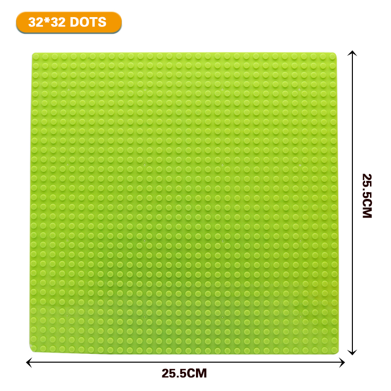32X32 Apple Green