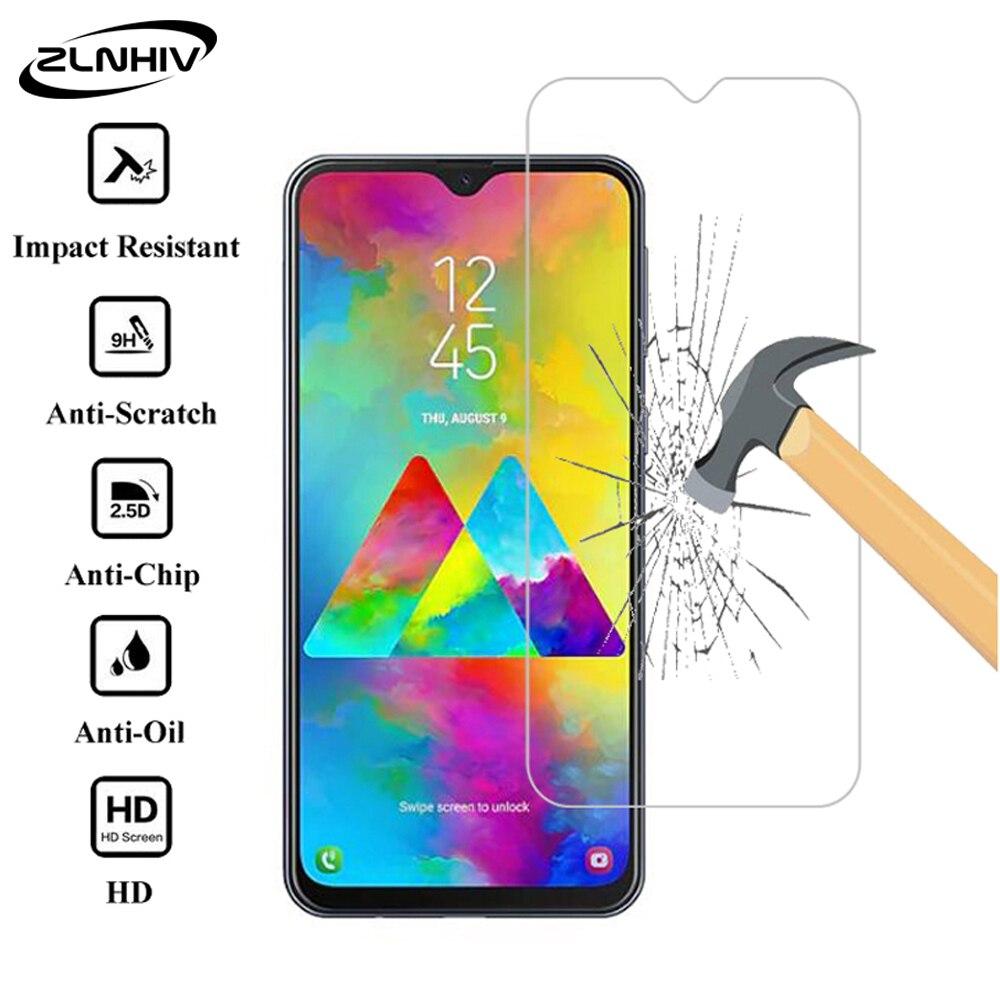 ZLNHIV 9H смартфон для samsung galaxy M10 M20 M30 M30S защитная пленка из закаленного стекла Защитная пленка для экрана телефона на стекло Защитные стёкла и плёнки      АлиЭкспресс