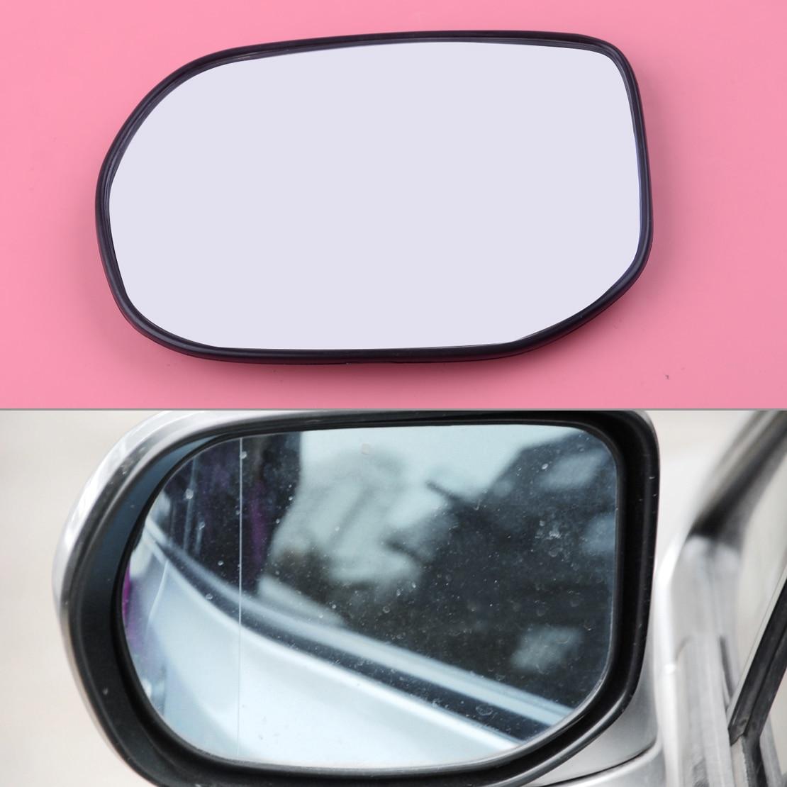 Left Passenger side Wing door mirror glass for Honda Civic 1996-2000