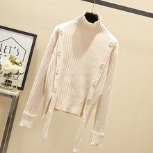 Осень 2020 для женщин; Большие размеры m 4xl свитер свободного