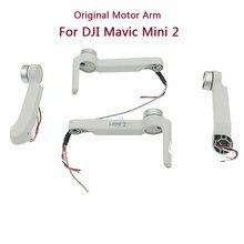 В наличии оригинальный новый Mavic Mini2 Левый Правый передний задний моторный рычаг запасные части для Dji Mini 2 Аксессуары для дрона