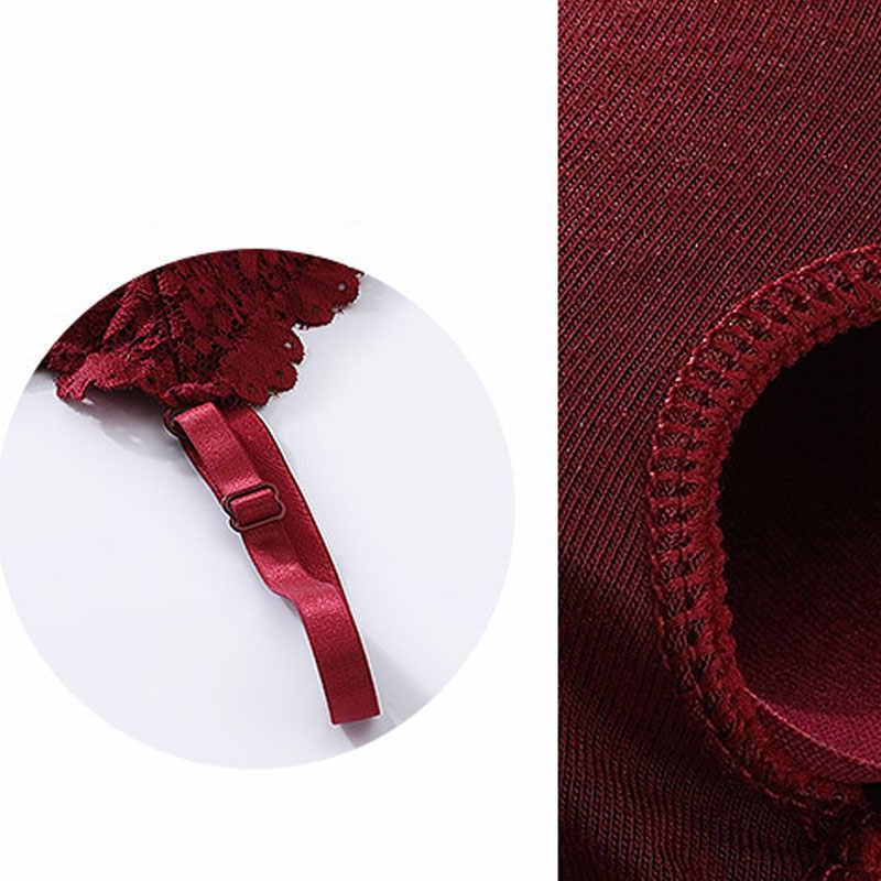 Vrouwen Boob Tube Tops Zonnebloem Lace Strappy V-hals Push Up Gewatteerde Vrouwelijke Vest JS25