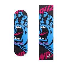 2021 Ewin 84*23CM Griptape Longboard Abrasive Paper Skateboard Deck Sandpaper Professional PVC Waterproof Skateboard Grip Tape