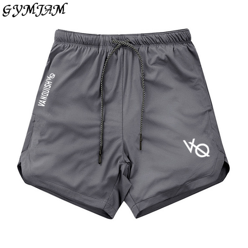 Men's Shorts 2020 Quick-drying Fashion Men's Sports Pants Brand Men's Pants Outdoor Workout Casual Shorts Jogger Bodybuilding Me