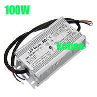 10pcs 100W AC85-277V LED Driver 6-10x10 3A DC18-34V IP67 Waterproof Constant Current For Spotlights